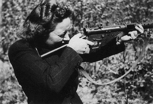 kvinner under andre verdenskrig