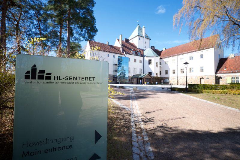 Image result for holocaust center oslo